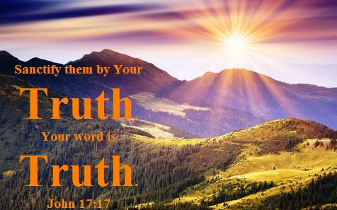 Image result for john 17:17